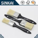 Plástico del cepillo de pelo blanco con Nivel de filamento hueco