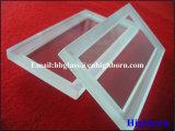 Scheda trattata di vetro di quarzo fuso della scaletta di resistenza termica ulteriore