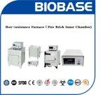 Fornalha interna da Caixa-Resistência da câmara do tijolo de incêndio de Biobase 1200 graus