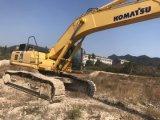 A máquina escavadora usada KOMATSU 450-8 fêz em Japão