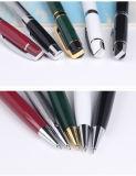 Cadeaux en gros d'affaires de mode d'endroit annonçant des crayons lecteurs de bille en métal
