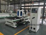 안정되어 있고는 높은 정밀도 자동적인 CNC 목공 기계장치