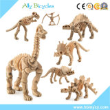 Динозавр Toys пластичные скелеты динозавра косточек больших винных бутылок