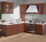 De Amerikaanse Houten Keukenkast van het Meubilair van de Keuken