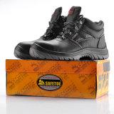 بناء خاصّ انعكاسيّة يصفّ أسود لحام أمان حذاء