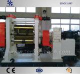 Drei Rollen-Gummikalender-Maschine für Berufsbedeckende Gummiproduktion