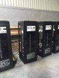 schwarze Serie des Schrank-500lph industrielles RO-Wasser-System