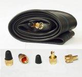 17 pouces de la qualité de nouveaux OEM moins chère de moto/ naturelles tubes intérieurs de butyle (3.00-17 3.00-18) avec l'ISO