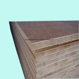 Placage en bois utilisé par meubles Blockboard de bonne qualité