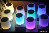Sons perfeitos lâmpada LED sem fio portátil Mini colunas Bluetooth