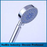 クロム終わり3機能手持ち型のシャワー・ヘッドの60インチのステンレス鋼のホースが付いている高圧Rainfullヘッド