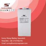 UPS Usage en Sealed Type 2V 600ah Solar Gel Opzv Battery