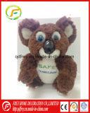 Koala de peluche juguete con túnica de graduación, el Doctor Hat