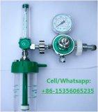 酸素弁Qf-2が付いている医学の呼吸の酸素ボンベ40L
