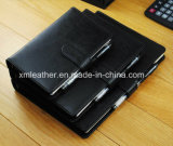 Hardcover Notepad Leather High Quality Dairy for Business