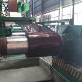 Prepainted гальванизированная стальная катушка с красным цветом