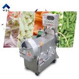 Pomme de terre, letture, banane, radis, les légumes tranchage pour la vente de la machine de coupe