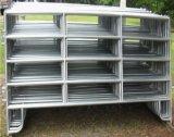 Стандарт в США 5 футов*12FT раунда пера используется панель домашнего скота и лошадей Corral панели