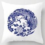 De decoratieve Dekking van het Kussen oriënteert China afdrukte Kussen