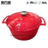 中国からのエナメルの鋳鉄の在庫の鍋の製造業者