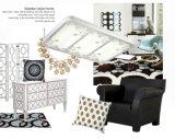 32*2Wiste 64*2W Wooden tri-Color LED Ceiling Light met SHAPE Rectangular