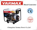 Высокое качество Yarmax 5.5kVA открытого типа серия генераторов дизельного двигателя