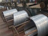 強い付着の熱いすくいの電流を通された鋼線