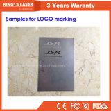 Etiqueta de plástico del laser de la alta precisión 100W de la máquina de grabado de Stanlesssteel de la fibra