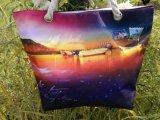 2017 Novos Carimbos Sunset Beach Bag