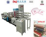 냅킨 조직 냅킨 가공 기계를 인쇄하는 냅킨 3개의 층