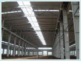 La luz de bajo coste de estructura de acero prefabricados prefabricados Fábrica edificio