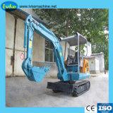 Le matériel de construction de la Chine Mini Digger Mini-excavatrice chenillée pour la vente