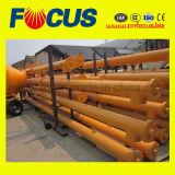 Hohe Leistungsfähigkeits-Spirale-Schrauben-Förderanlage, Massenschrauben-Förderanlage des kleber-Lsy160