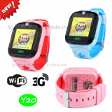 3G GPS van jonge geitjes Volgend Horloge met GPS+Lbs+Agps+WiFi Y20