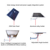 3G 4Gの屋外の監視カメラ太陽動力を与えられたHD 1080P