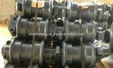 Rouleau supérieur de rouleau de dessus de rouleau de transporteur de Daewoo pour des pièces de train d'atterrissage de bouteur d'excavatrice de machines de construction