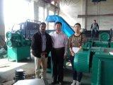 Überschüssiger Gummiaufbereitenproduktionszweig
