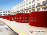 800ton por dia Processo seco New Cement Equipment / Cement Plant