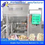 Edelstahl-Knoblauch-Reis-aufbereitendes Geräten-Schalen-Knoblauch-Maschine