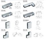 鋳造Stainless Steel Door L Patch Fitting Hinge /Td-7103