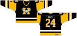 Casa di Victoriaville Tigres 1988-1997 della Lega di Hockey di junior della Quebec dei capretti delle donne degli uomini/hokey ghiaccio principali personalizzati della strada Jersey