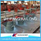 Fornace della siviera della siviera del ghisa di alta qualità