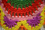 Безрукавный Handmade способ тельняшки кардигана вязания крючком