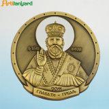Конструкция металлического никеля сувенирные монеты