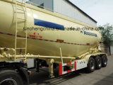 Semi-reboque de tanque de transporte de material em pó (40m3)