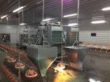 Het Voeden van de Kip van de Apparatuur van het Landbouwbedrijf van het Gevogelte van de Grill van de Levering van de fabriek de Apparatuur van de Lijn