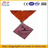 Medaille de Van uitstekende kwaliteit van het Metaal van de Legering van het Zink van de douane voor het Zwemmen
