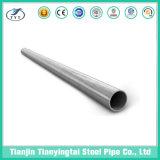 Cruce Pregalvanized caliente y tubo de acero