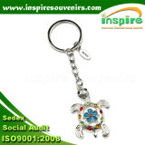 Серебряный позолоченный кольца для ключей для любителей подарки