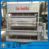 Cadena de producción de la bandeja de la fruta de la máquina de las bandejas del huevo del cartón del precio bajo para la venta